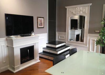casa privata Boiserie
